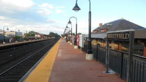 westfield trains station